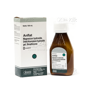 ANFLAT SYR 100ML