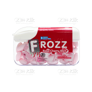 FROZZ CHERRY MINT (PINK)