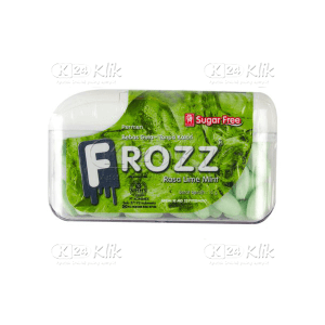 FROZZ LIME MINT SUGAR FREE