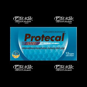 PROTECAL OSTEO FC CAPL 12S