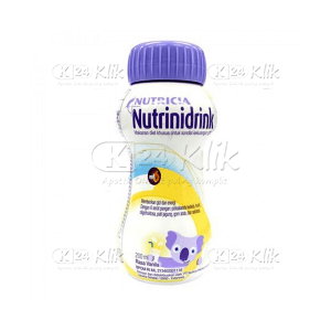 NUTRINI DRINK MULTI FIBRE VANILA 200ML