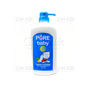 PURE BABY LIQ CLEANSER 700ML PUMP