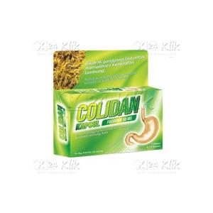 COLIDAN 50MG CAP 30S