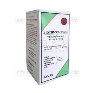 BIOTHICOL FORTE DRY SYR 60ML 250MG/5ML