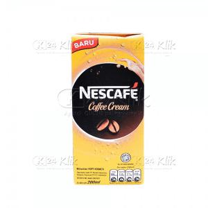 NESCAFE UHT COFFEE CREAM 200ML