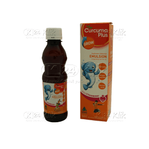 CURCUMA PLUS EMULSION ORANGE 400ML