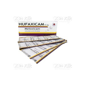 HUFAXICAM 15MG TAB 20S