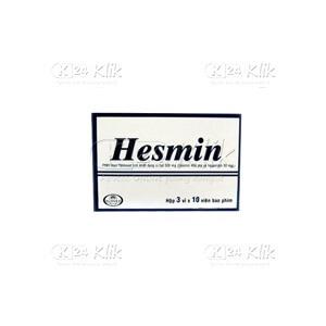 HESMIN 450/50MG TAB 30S