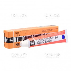 THROMBOPHOB GEL 20G