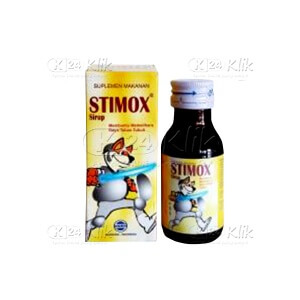 STIMOX SYR 60ML