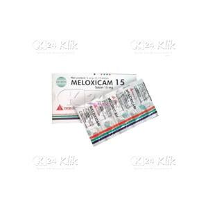 MELOXICAM DEXA 15MG TAB 50S