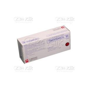 TROPIDROL 8MG TAB 100S
