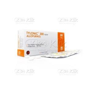 TYLONIC 300MG TAB 100S