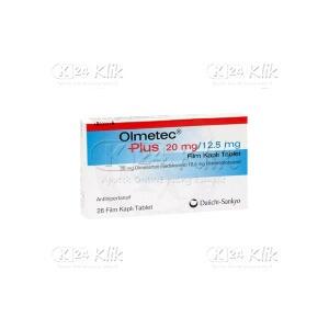 OLMETEC PLUS 20/12.5MG TAB 30S