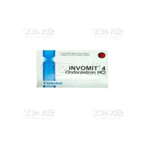 INVOMIT 4MG TAB