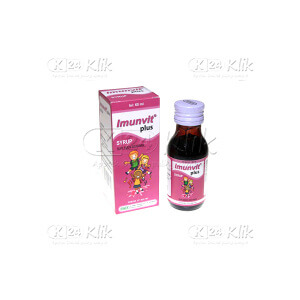 IMUNVIT PLUS SYR 60ML