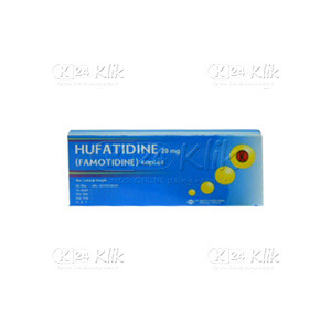 HUFATIDINE 20MG TAB 30S