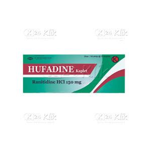 HUFADINE 150MG TAB 100S