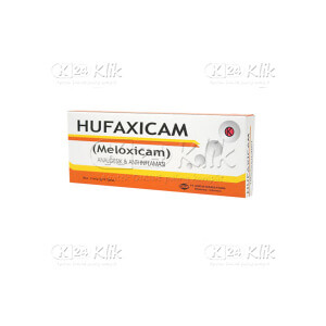 HUFAXICAM 7.5MG TAB 20S