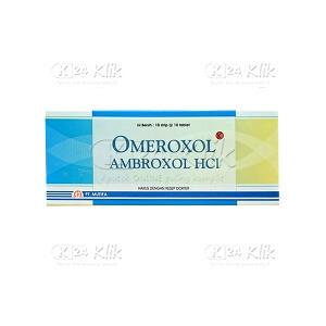 OMEROXOL TAB 100S