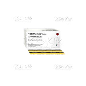 VIBRAMOX 500MG TAB 100S