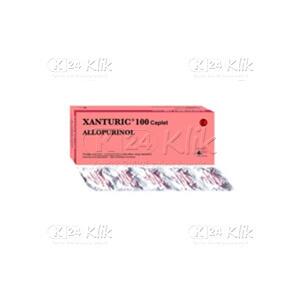 XANTURIC 100MG TAB 50S