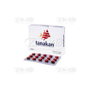 TANAKAN 40MG TAB 30S