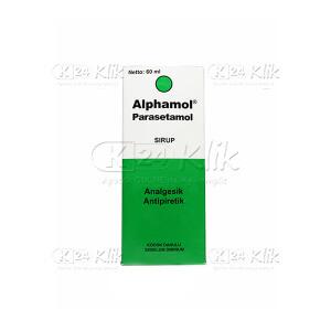 ALPHAMOL 120MG/5ML SYR 60ML