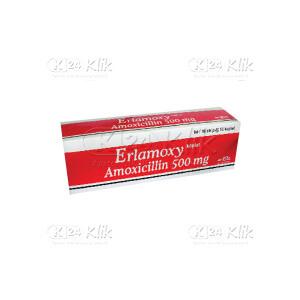 ERLAMOXY 500MG TAB 100S