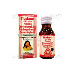 FLUDANE PLUS SYR 60ML