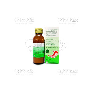 ALUMY SUSP 100ML
