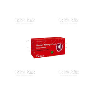DUMIN REKTAL TUB 125MG/2,5ML