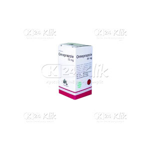 OMEPRAZOLE IF 20MG CAP 7S