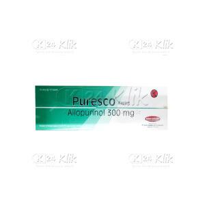 PURESCO 300MG TAB 100S