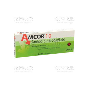 AMCOR 10MG TAB 50S