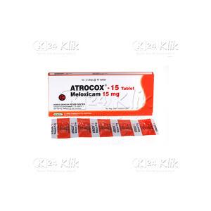 ATROCOX 15MG TAB 20S