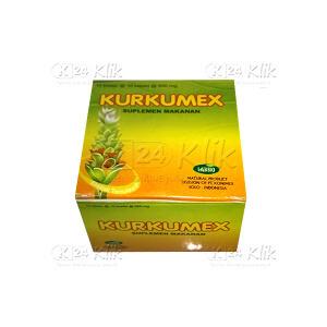 KURKUMEX TAB 100s