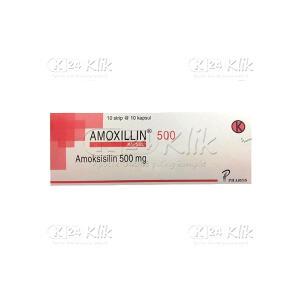 AMOXILLIN 500