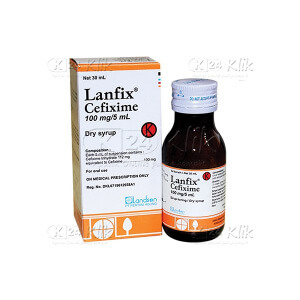 LANFIX 100MG/5ML SYR
