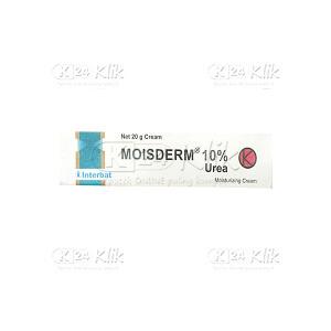 MOISDERM 10% CR 20G