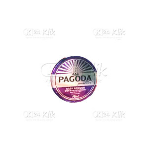 PAGODA PERMEN GRAPE 20 G