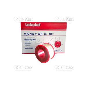 LEUCOPLAST 1X5 (2,5CM X 4,5M)