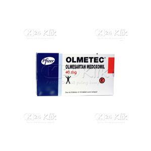 OLMETEC 40 MG TAB