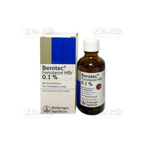 BEROTEC 0,1% SOLUTIO 50ML
