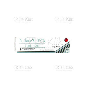 NUFACE 0,05% CR 10G