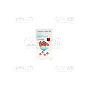 THROMBOREDUCTIN 0.5MG CAP 42S
