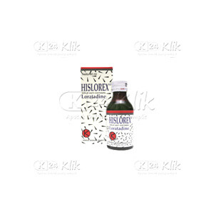 HISLOREX 5MG/5ML SYR 60ML