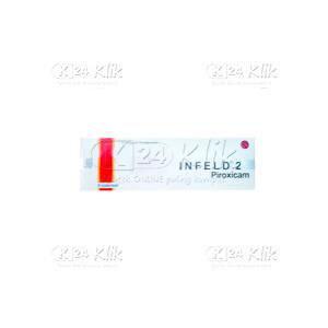 INFELD 20MG CAP 50S