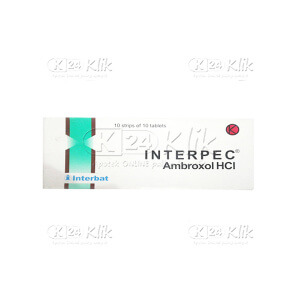 INTERPEC 30MG TAB