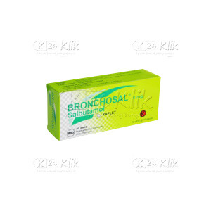 BRONCHOSAL TAB 100S